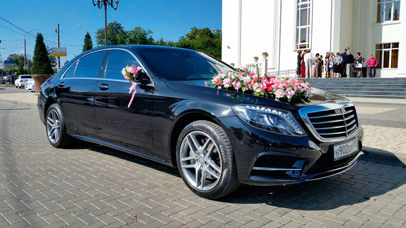 Авто на свадьбу в Краснодаре