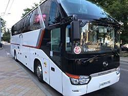 Автобус King Long заказать