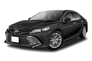 Аренда Toyota Camry 2018 с водителем